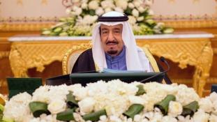 Királyi pénzosztás Szaúd-Arábiában