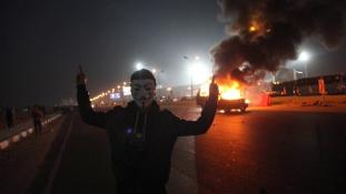 Véres labda – halál a futball stadion körül Kairóban