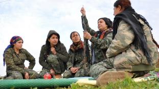 Ők harcolnak az ISIS ellen