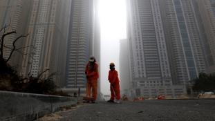 Meddig tart a toronyépítési őrület Dubajban?