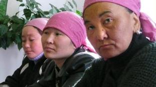 Nőrabló udvarlók Kirgizisztánban