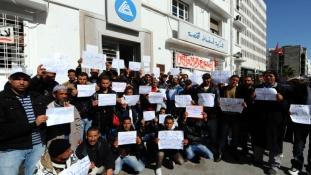 Válságban a tunéziai foszfátbányászat