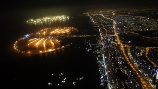 Dubajban kel életre Aladdin mesevárosa