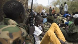 89 gyereket raboltak el Dél-Szudánban