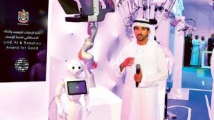 """Dubaj meghirdette a """"robotok versenyét"""""""