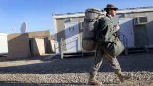 Amerikai bázisra támadt Irakban az IS