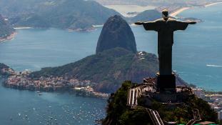 Ilyen szép még nem volt Rio de Janeiro