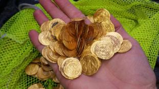 Aranyfogás – Kincset találtak az izraeli búvárok