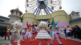Csalódás lett a hivatalos Hello Kitty Park