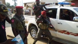 Tömeges letartóztatások Nigerben