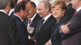 Kicsi az esély a békére Ukrajnában