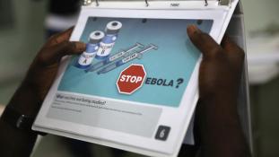 Április közepére ki akarják irtani az ebolajárványt Nyugat-Afrikában