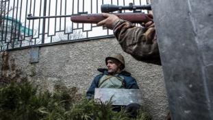 Franciaország nem szállít fegyvert Ukrajnának