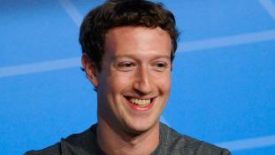 Zuckerberg: mindenki jusson internethez!