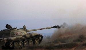 Lendületben a kormányhadsereg Líbiában