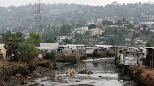 Az ebola megy, a magánszektor jön