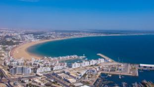 Ingatlan: az emirátusi Tasweek gigantikus projektje Agadirban