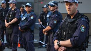 Terrortámadást tervezett két férfi Ausztráliában