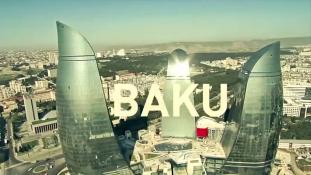 Budapesten népszerűsítette a nyári bakui játékokat az azeri ifjúsági- és sportminiszter
