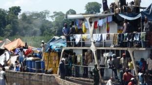 Újabb hajószerencsétlenség a Kongó folyón
