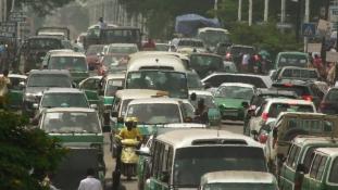 Képriport Brazzaville-ből