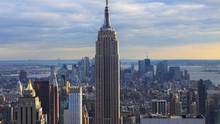 Verseny az Empire State Building tetejére