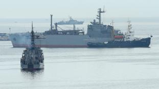 London nem örül az orosz hadihajóknak Cipruson