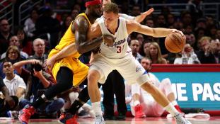 Kelet Nyugat ellen az NBA legjobb játékosaival