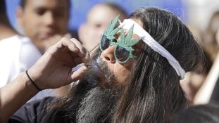 Alaszkában is legalizálták a marihuánát