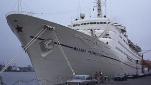 Szerelem a szovjet Titanicon