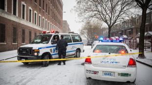 Rekord ideig nem öltek meg senkit New Yorkban