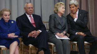 Mennyire hatékony John Kerry?