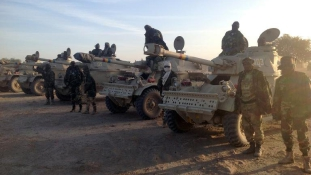 Kisfiú robbantotta fel magát Nigerben