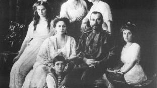 A kutya, aki túlélte a Romanovok kivégzését