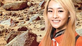 """""""Kész vagyok szülni a Marson"""""""