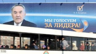 Előrehozott elnökválasztás Kazahsztánban