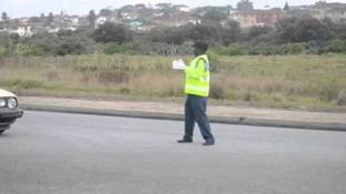 A nap videója: Forgalomirányítás dél-afrikai módra