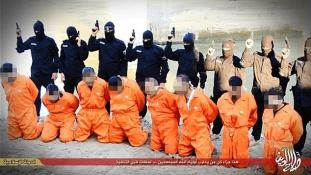 Hét dzsihadistát lőtt agyon a kivégzett fiú apja