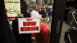 Miért jó a stagnáló munkanélküliség?