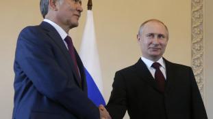 Előkerült Putyin