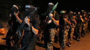 Terrorszervezet lett a Hamasz Egyiptomban