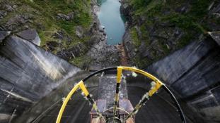 Tiszta energia a Guayllabamba folyó segítségével