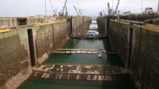 Panama-csatorna: nem üres ígéret a bővítés
