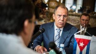 Lavrov Latin-Amerikába látogat
