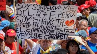 Vízumkényszer és kisebb követség: Venezuela kesztyűt dobott Amerikának