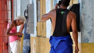 Már telefonálhat is Kubába az amerikai polgár