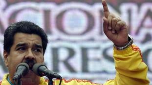 Venezuela válaszol: rendkívüli hatalommal ruházták fel Madurót