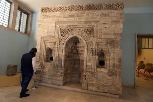 IRAQ-CONFLICT-HERITAGE-MUSEUM
