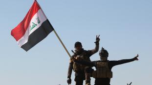 Tikrit háromnegyedéből kiszorították az Iszlám Államot