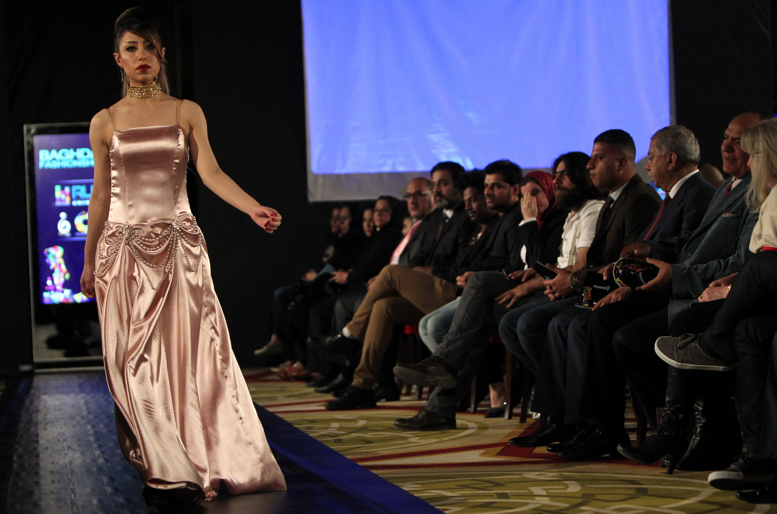 FASHION-IRAQ-SHOW